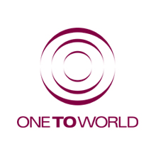 One to World Logo