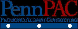 PennPAC – Penn Probono Alumni Consulting Retina Logo