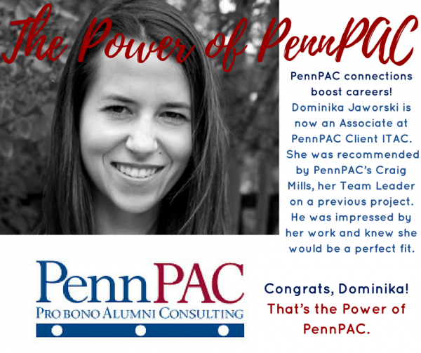 Power of PennPac-8