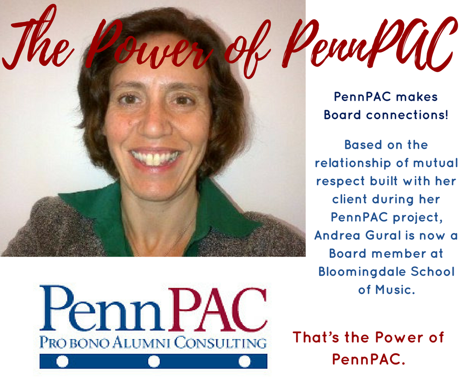 Power of PennPac – Andrea